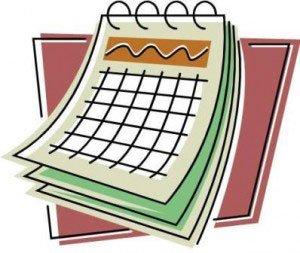 ЦДЧ календарь