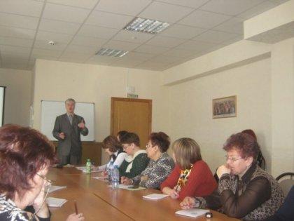 Зональный семинар «Школа PROектирования: от идеи до воплощения»